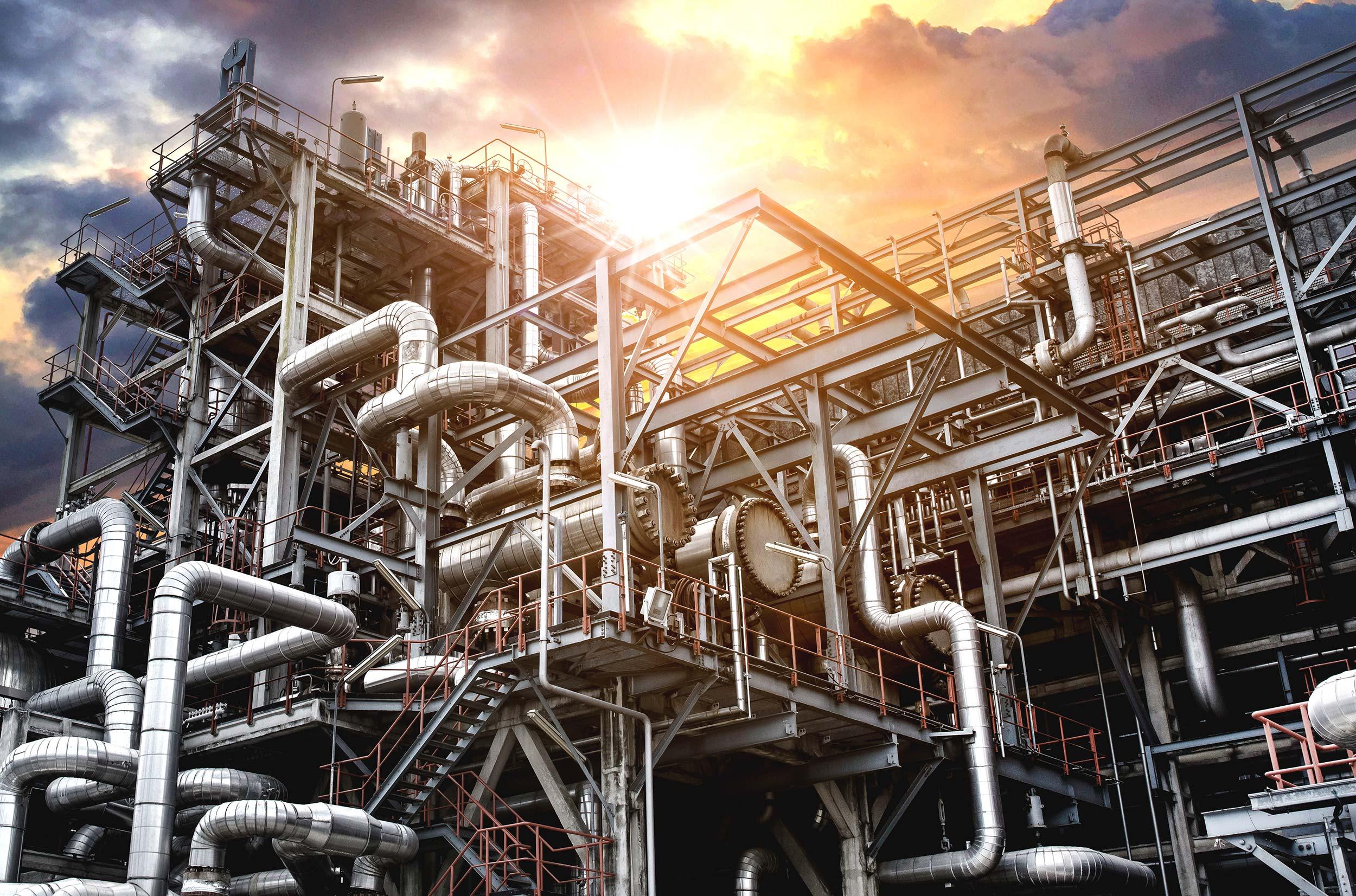 Leistungen: Konstruktiver Stahlbau